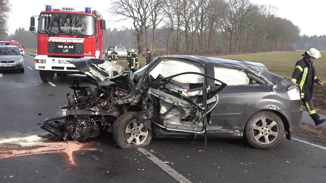 18-Jähriger schwer verletzt bei Unfall in Barßel