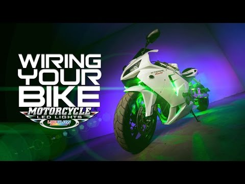 LEDGlow | How To Wire LED Lights To Your Motorcycle
