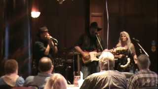 Frank Wicher Band  - SteelDrivers cover(Blue Side Of The Mountain )