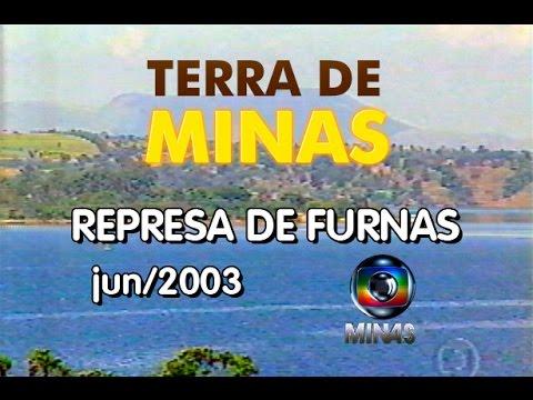 Terra de Minas - Represa de Furnas - (jun/2003)