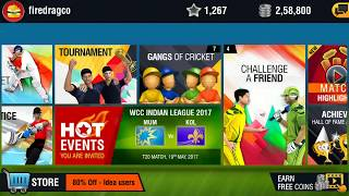 How to Unlock Stadiums in World Cricket Championship 2