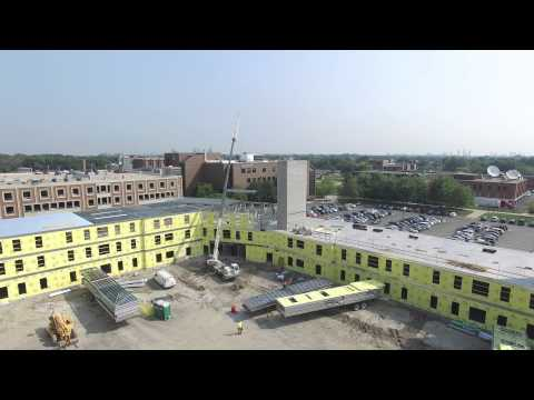 Northeastern Illinois University - Royal Crane, Denk and Roche, and Weis Builders