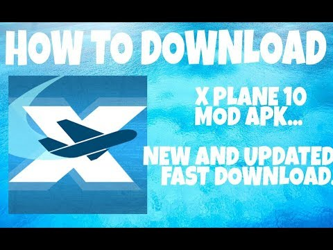 HOW TO GET XPLANE 10 MOD... (NEW AND FAST DOWNLOAD)