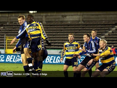 2001-2002 - Beker Van België - 03. Kwartfinale - Club Brugge - SK Beveren 1-0