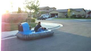 scat hovercraft