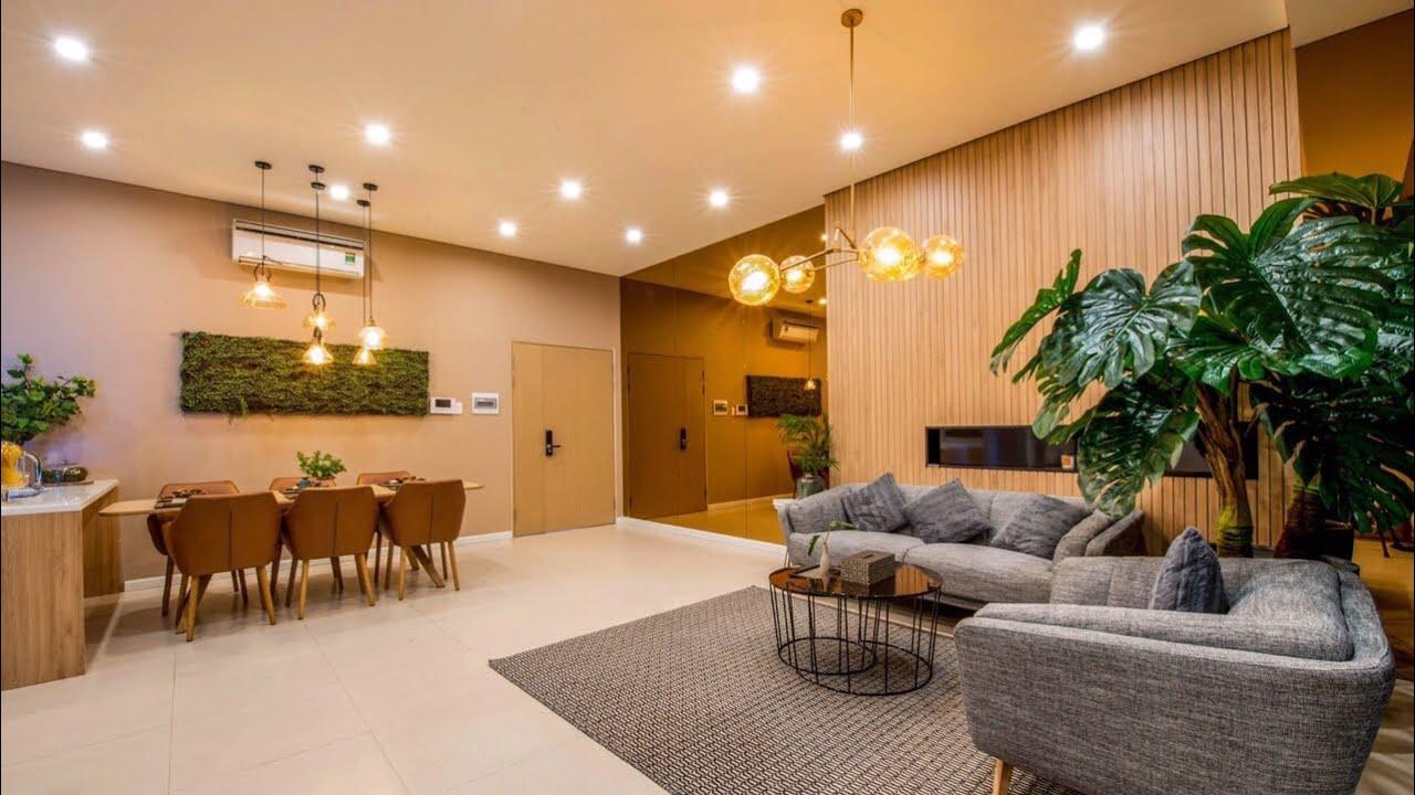 Bán Nhà Gò Vấp [5]. Biệt thự MiNi 7x7m góc 2 mặt tiền Tuyệt Đẹp. Thiết kế Mở tràn ngập Ánh Sáng, Gió