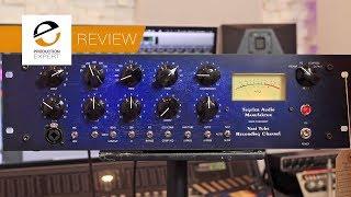 Review - Tegeler Audio Manufaktur VTRC Vari Tube Recording Channel Strip