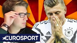 Germany Shocked in Mexico Defeat! | World Cup Today | FIFA World Cup Russia 2018 | Eurosport
