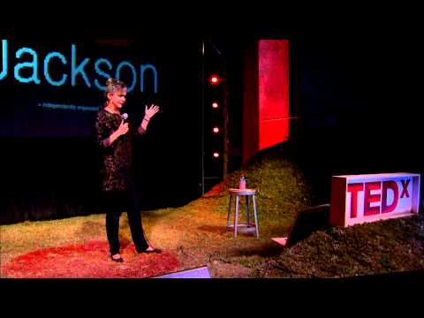 Becoming the leader and object of a cult in 20 years or less | Jill Conner Browne | TEDxJackson