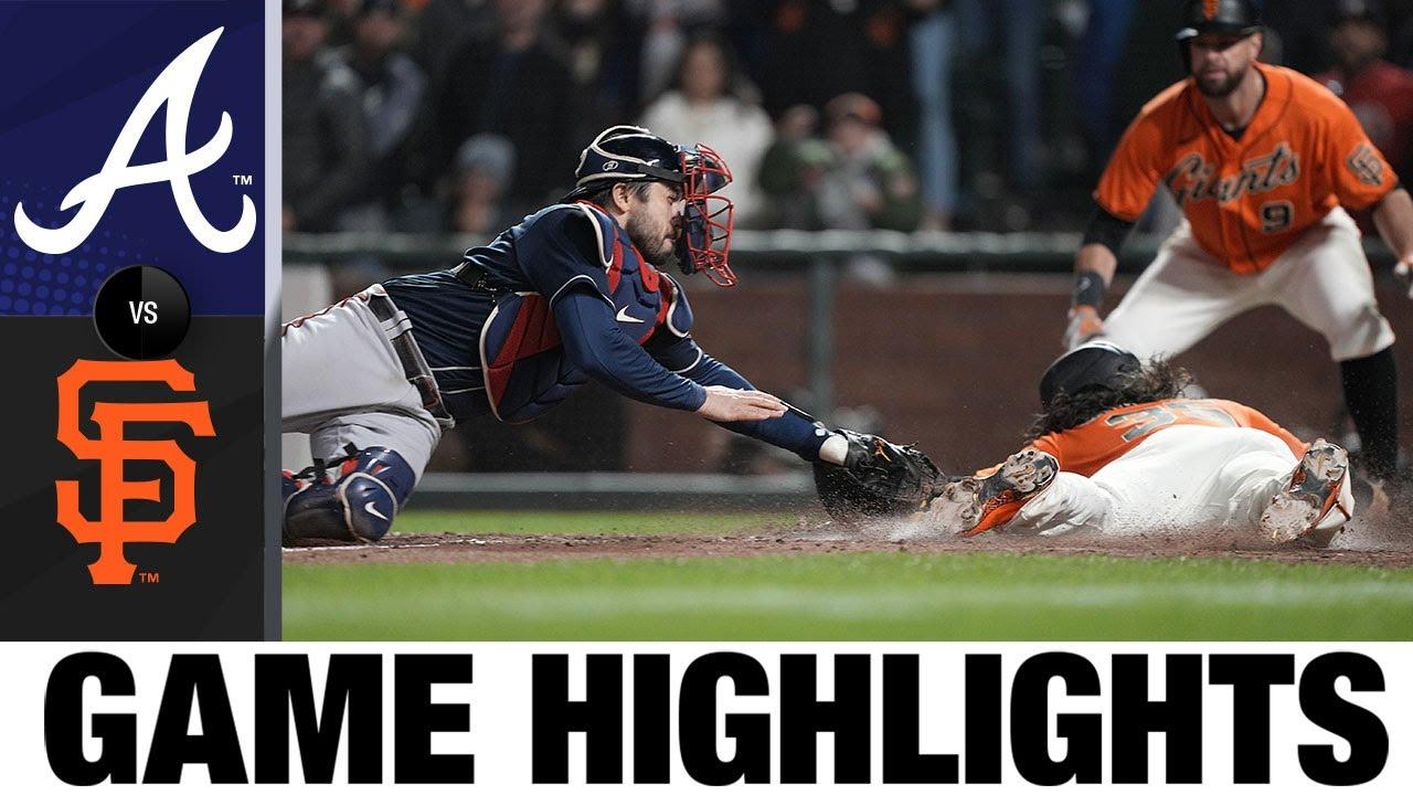 Download Braves vs. Giants Game Highlights (9/17/21)   MLB Highlights