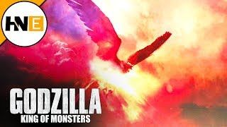 Rodan FULLY REVEALED for Godzilla: King of the Monsters
