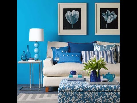 Affordable Light Blue Living Room Ideas Youtube With Pale