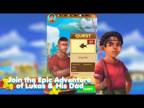 [TRAILER] Fishing Town - Google Play