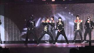 SS501 ASIA TOUR PERSONA in JAPAN  <DEJAVU & UNLOCK> [HD]