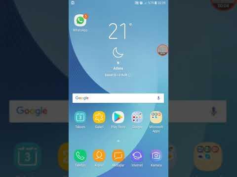 Samsung j7 core HORIZON Display mode