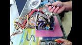 Computer Power Supply Repair - DEAD bad capacitor No / Flashing ...