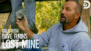 Dave Turns to Hard Rock Mining | Gold Rush: Dave Turin's Lost Mine