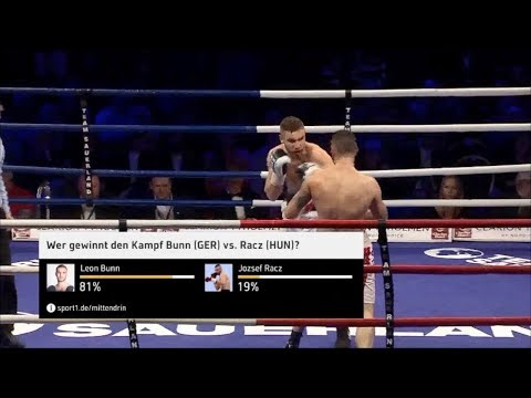 Germany's Sport 1 launches Megaphone in Live Boxing
