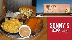 Trying Sonny's BBQ in Orlando! (Tour & Review) | BrandonBlogs