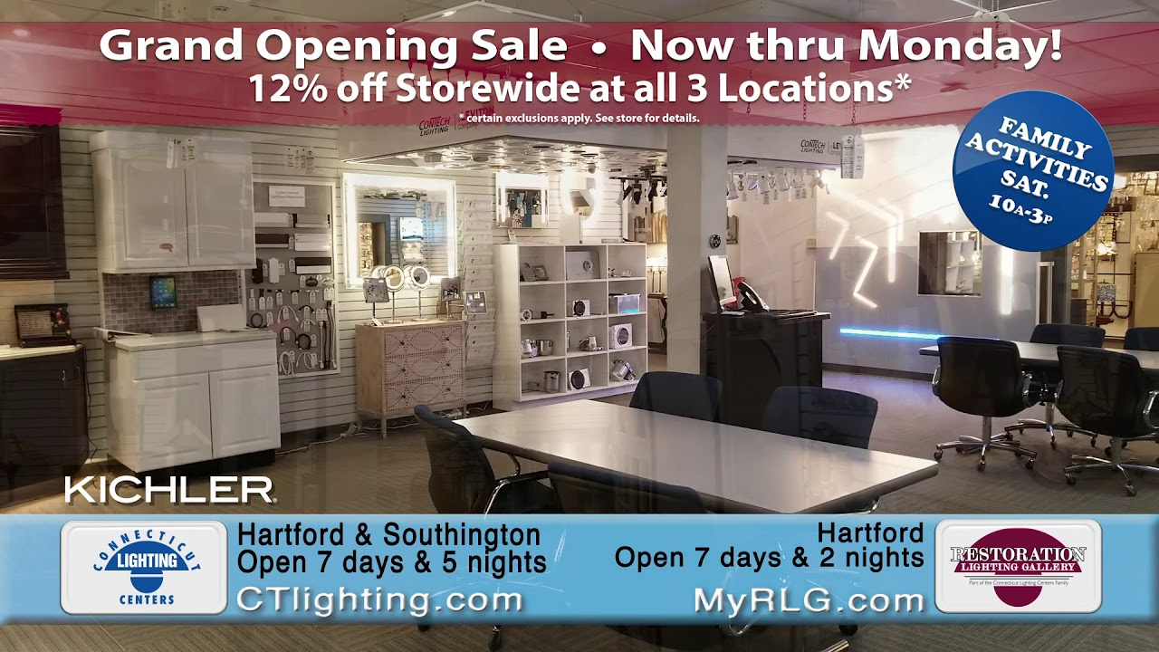 Ct Lighting Centers Southington Grand
