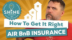 Air BnB Insurance: How To Get it Right