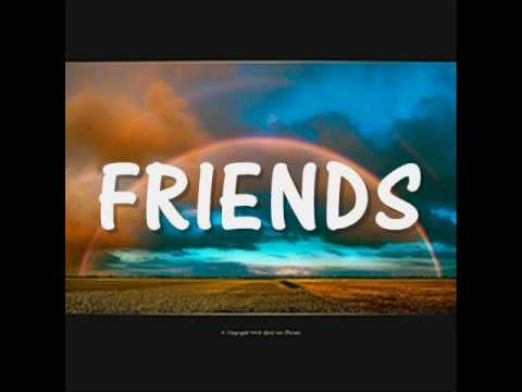 Friends Are Friends Forever Michael W Smith Youtube