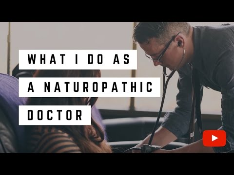 Dr. Benjamin Snider, Naturopathic Doctor