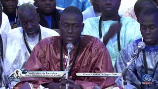 Ahbabtu | Kourel 1Hizbut Tarqiyyah Thies | 18e. jour Ramadan 2019 / 1440h