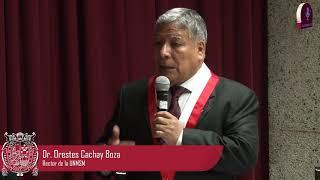 Tema: San Marcos celebró el Día del Biólogo Peruano