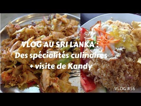 (VLOG SRI LANKA)   Des spécialités culinaires + Visite de Kandy #56 thumbnail