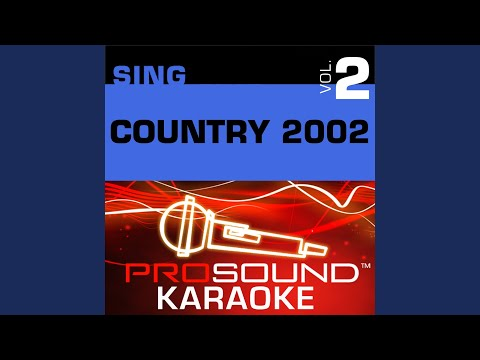 I Always Liked That Best (Karaoke Instrumental Track) (In the Style of Cyndi Thomson)