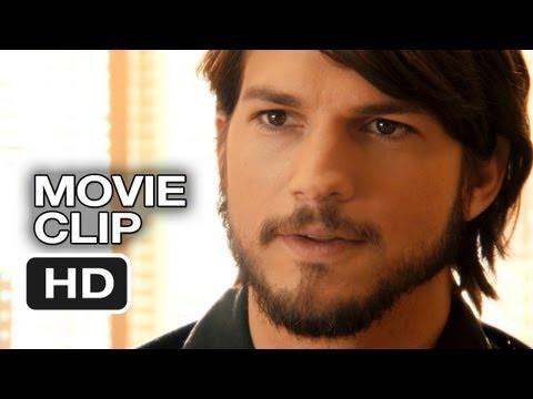 Jobs Movie CLIP - Negotiating (2013) - Ashton Kutcher Movie HD