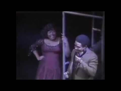 Dreamgirls -  Audition in LA 1983  - Michael Bennett & Michael Peters