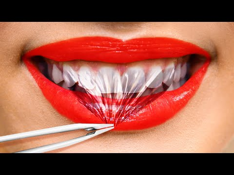 UNEXPECTED BEAUTY HACKS THAT WORK MAGIC    5-Minute Recipes For Girls!