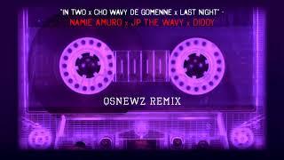 "Namie Amuro (安室奈美恵) x JP The Wavy - ""In Two x Cho Wavy De Gomenne x Last Night"" (QsNewz Remix)"
