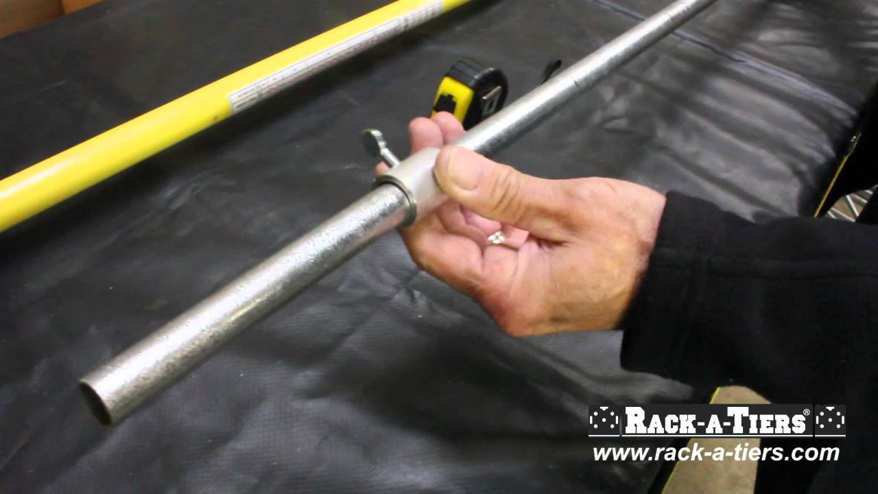 Rack-A-Tiers - How To: Bend a 4 Point Saddle with the Hoppy Bender ...