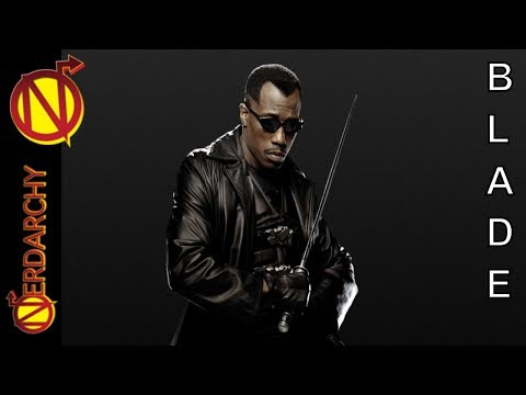 What D&D Class is Blade?! | The Daywalker from Marvel Comics Movie Trilogy gets D&Dized