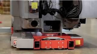 GKS Robot 10 system 무선조종 중량물운반…