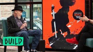 "Comic Book Legend Frank Miller Talks ""Cursed,"" His New Dark Novel With Thomas Wheeler"