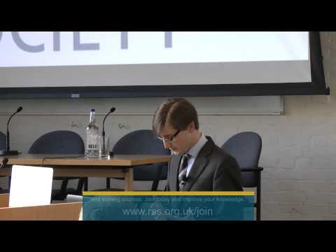 Communicating statistics with the media: Chris Smyth