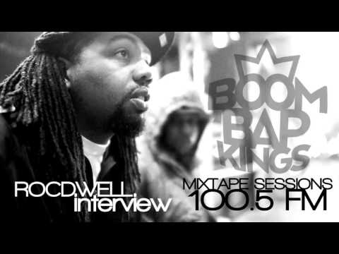 Rocdwell Interview with Mixtape Sessions...