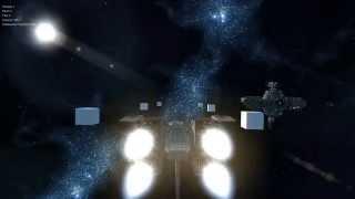 Unity 3D Freespace 2 Flight Simulator