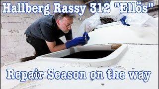 """Sea4See - Hallberg Rassy 312 """"Ellös"""" - Fiberglass & Repair"""