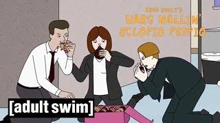 F*** Your Pink Box | Brad Neely's Harg Nallin' Sclopio Peepio | Adult Swim