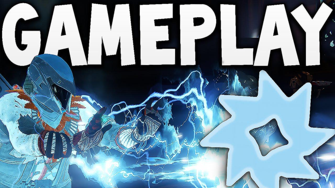 Destiny warlock stormcaller gameplay youtube - Warlock stormcaller ...