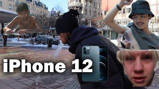 VAD GÖR FOLK FÖR EN IPHONE 12