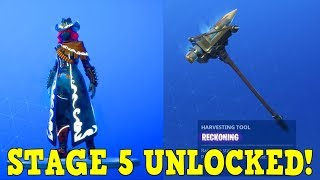 "SEASON 6 ""CALAMITY"" STAGE 5 UPGRADE! 