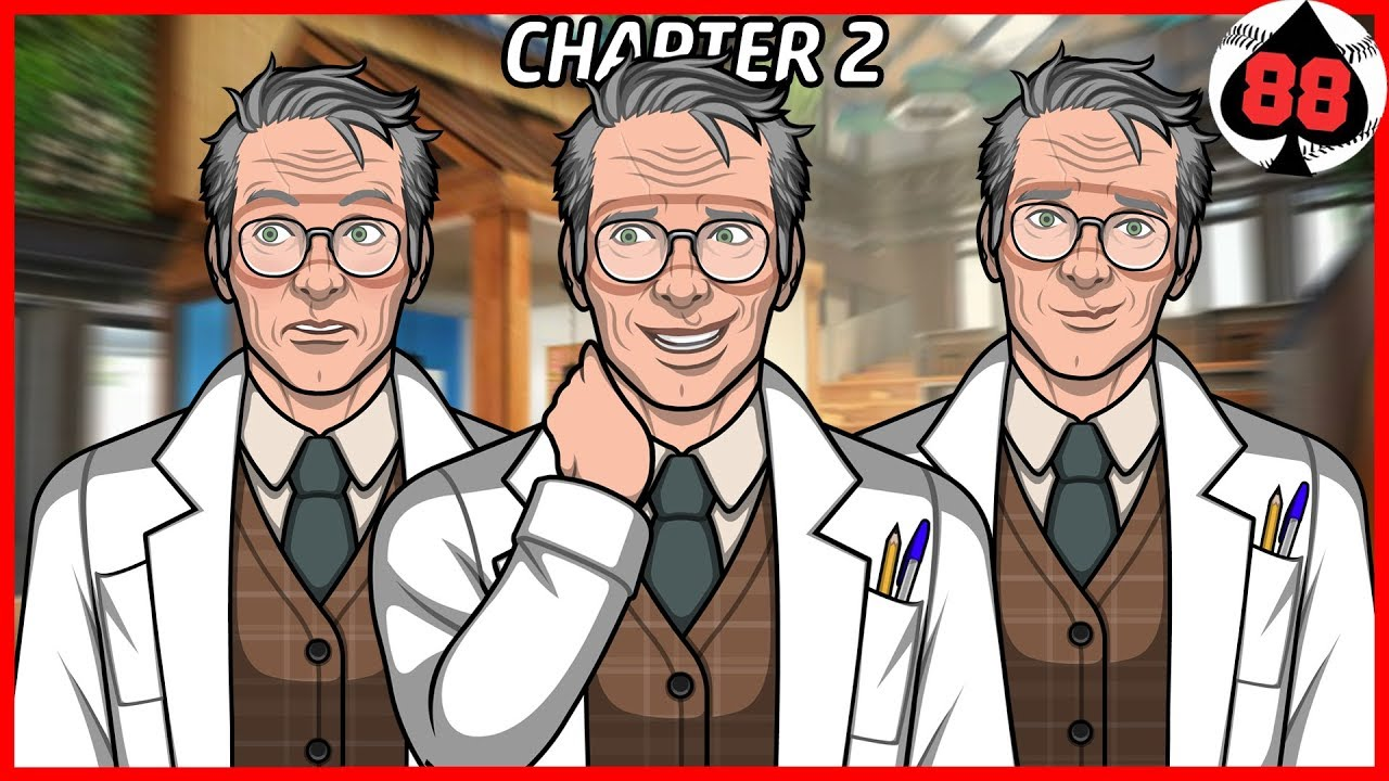 Criminal Case - The Conspiracy Case 18: Game Over Chapter 2