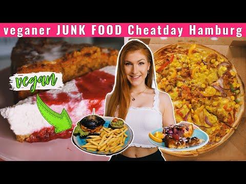 Veganer JUNK FOOD