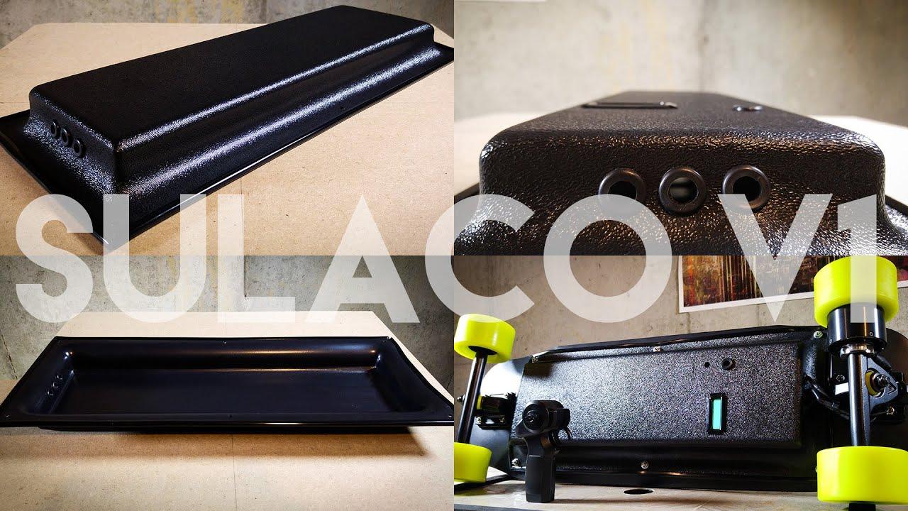 sulaco v1 diy electric skateboard enclosure youtube. Black Bedroom Furniture Sets. Home Design Ideas